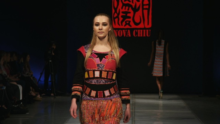 Nova Chiu 2013 Vancouver Fashion Week Video:  http://new.livestream.com/vfw/VFW/videos/14587818