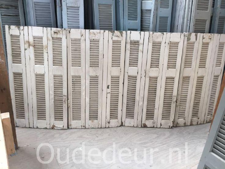 nr. 65 12x gelijke shutters