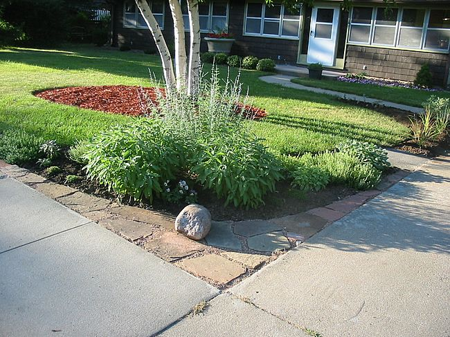 100 best images about landscape on pinterest for Garden driveways designs