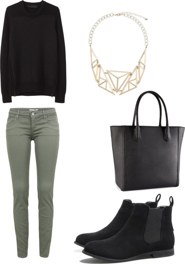 """""""Untitled #446"""" by my-fashiondiary ❤ liked on Polyvore"""