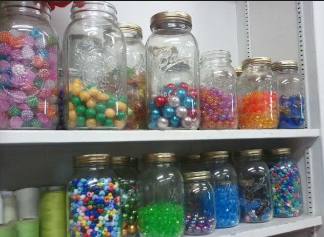 TIP: Ideas de que cómo y qué utilizar para organizar sus abalorios, piedras y materiales -