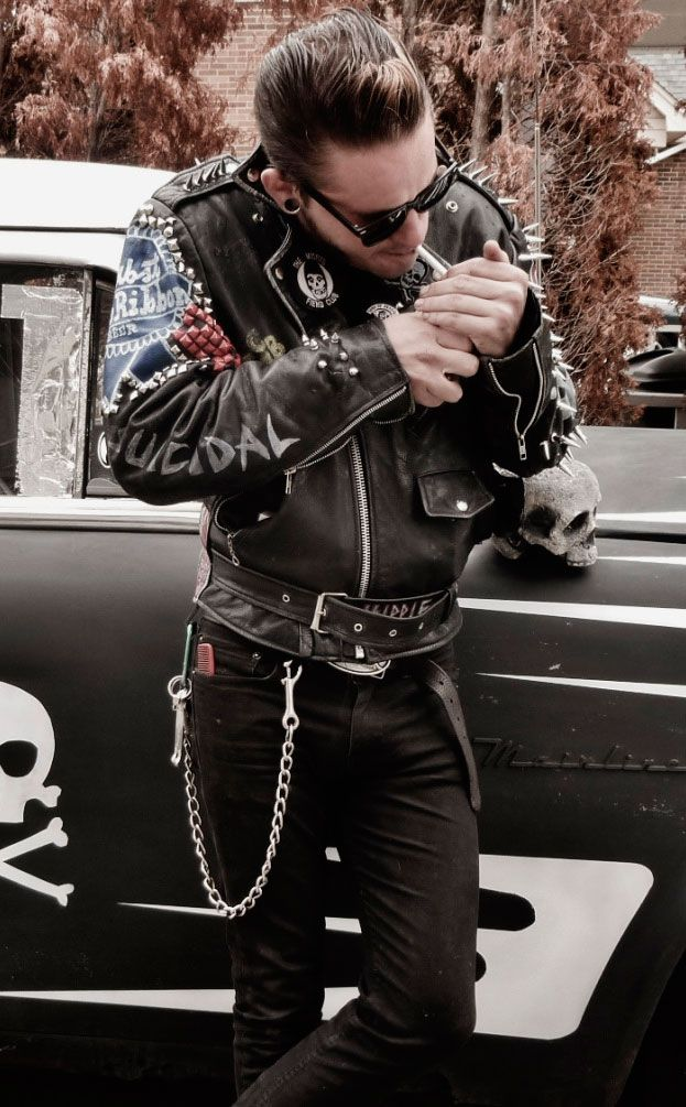 Pin By Jorge Granda On Black Outfits Rockabilly Fashion Rock And Roll Style