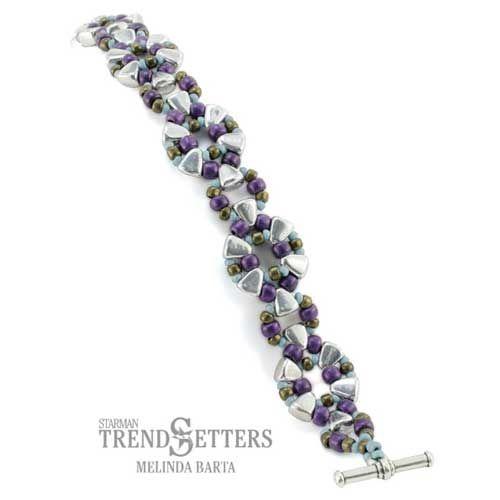 Keystones Bracelet Free Beaded Pattern Beaded Bracelets