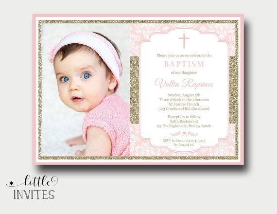 14 best Christening Invitations, Christening Invitations boys - invitation for baptism girl