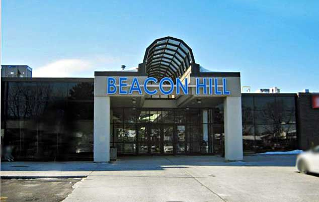 Beacon Hill Shopping Centre #OgilvieRoad #OttawaEast #RetailForLease #SpaceForLease