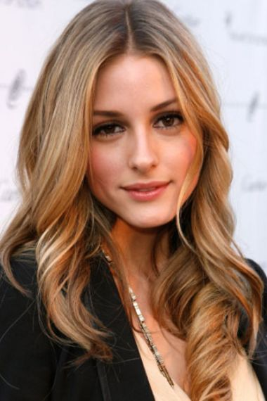Olivia Palermo is kind of annoying, but she's got great hair!