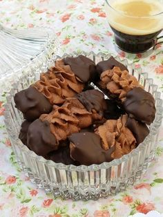 Biscuits Viennois au Chocolat ( Tuiles )