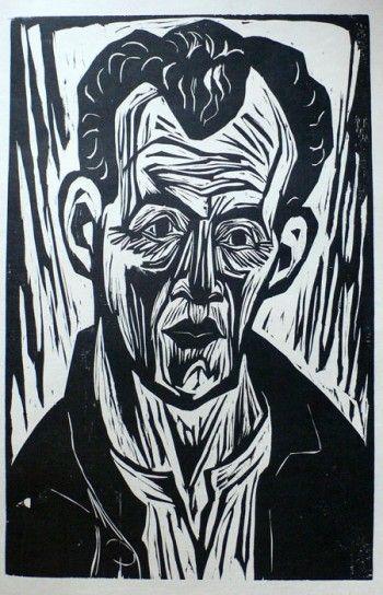 Erick Heckel (German Expressionism)