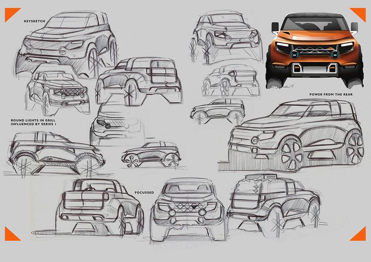 Land Rover_GG on Behance