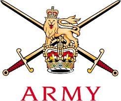 British Army Crest