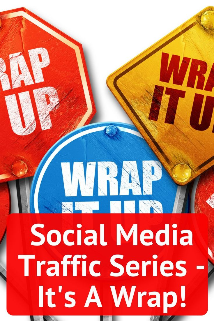 Time to wrap up this 30-day series about using social media for traffic. This is a roundup post with tons of great info! http://simplysocialyou.com/blog/social-media-traffic-wrap/ | social media marketing | social media | social media traffic