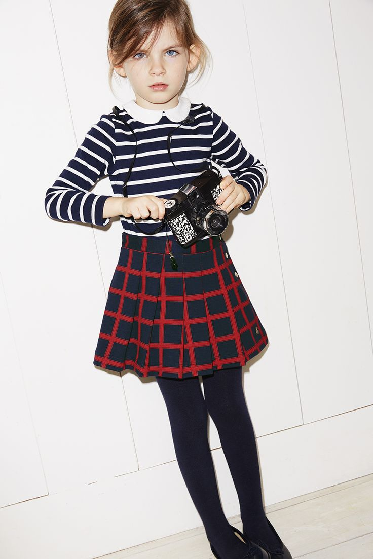 Autumn Winter 2014 2015 Lookbook Petitbateau Kids Kidsfashion Gyermekdivat Kids Fashion