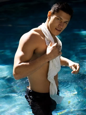 Alex Meraz from Twilight wolf pack alenakaz