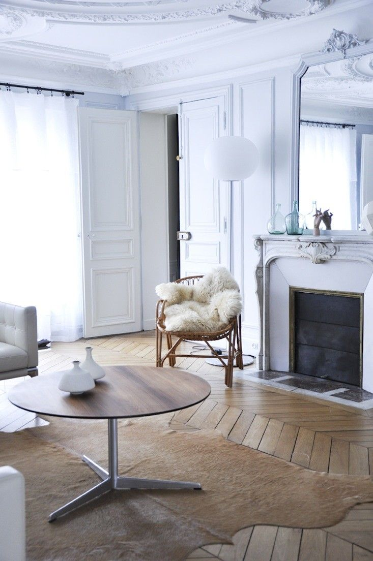 Design Inspiration: Love Animal Skin Rugs. Find great rugs and contemporary…