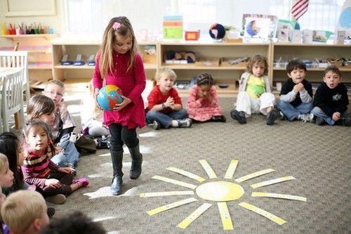 Il rito Montessori del compleanno è un inno al festeggiato, all'importanza dell'evento della nascita e al momento della crescita scandito dagli anni...