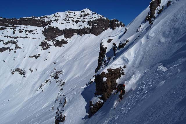 Experience the back side of Chapelco Ski Resort in Argentina #Travel #gear #fitness #powderquest #style #ski #snowboard www.powderquest.com