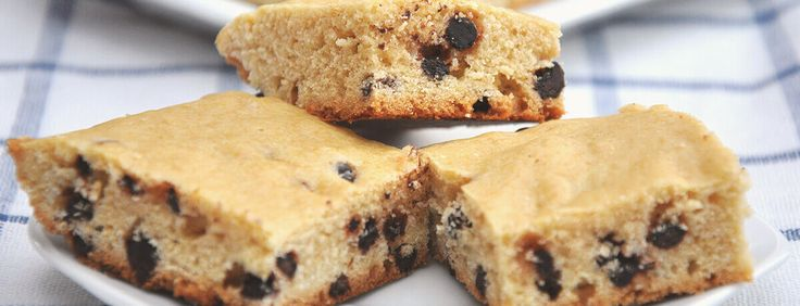 Protein Riegel Chocolate Chip Cookie Dough