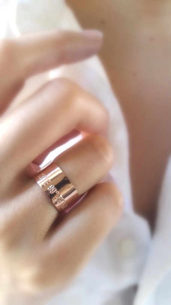 25 best Rose gold jewelry ideas on Pinterest Rose gold rings