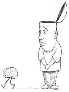 humorous art about the brain   Funny Profile Picture   Funny Profile picture for Facebook
