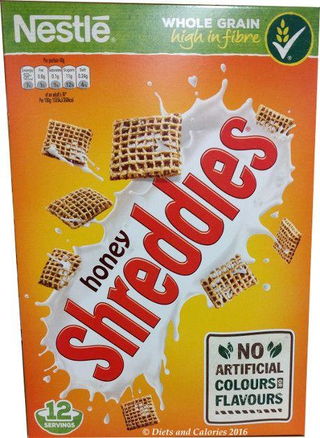 Nestle Honey Shreddies
