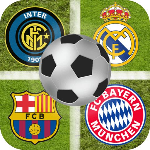 Real Football Soccer Logo Quiz 1.0.5<p>From Fans to Fans, have Fun ;)<p>Test your football knowledge with the best Football Logo Quiz for Android!<br>New features to explore - the first time in soccer logo quiz game<br>Login to your google plus account to unlock Achievments and High scores<p>Real Football Soccer Logo Quiz will give you a lot of fun guessing football and soccer team names.<p>Features:<br>★ Over 300 team logos to chanllenge you<br>★ 20 leagues<br>★ 3 kind of hints<br>★ Be the…