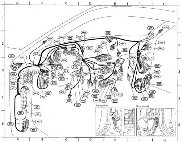 [ZSVE_7041]  S14 Wiring Harness Diagram | Diagram, Harness, Wire | 240sx Auto Wiring Harness Diagram |  | Pinterest