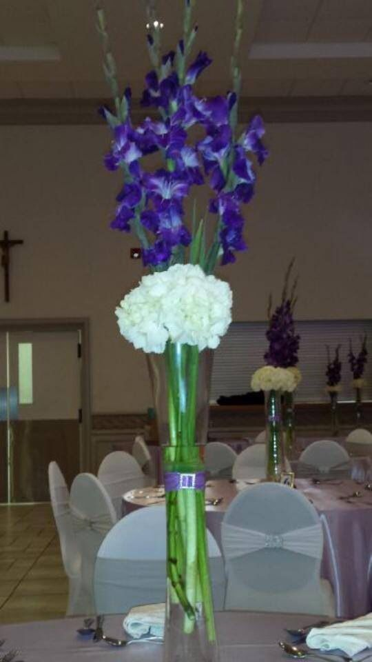 Best gladiolus centerpiece ideas on pinterest