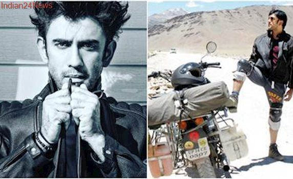 Amit Sadh wants to scale the Mount Everest in 2019, begins preparations
