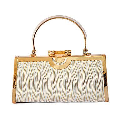 LouLanMeng Graceful Rectangle Evening Bag/Clutches – DKK kr. 121