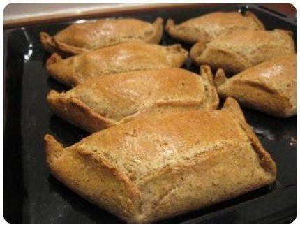 Empanadas integrales bajas en grasa | Livianito