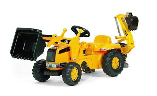 Kettler CAT Kid Tractor @ www.neplimbam.ro