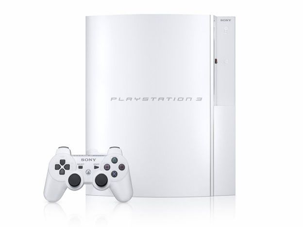 White PlayStation 3 to launch in Japan | Sony Japan is to launch the new 40GB PlayStation 3 console in not only the usual glossy black colour, but also in white. It made the announcement at the same time as announcing price cuts to the existing 20GB model Buying advice from the leading technology site