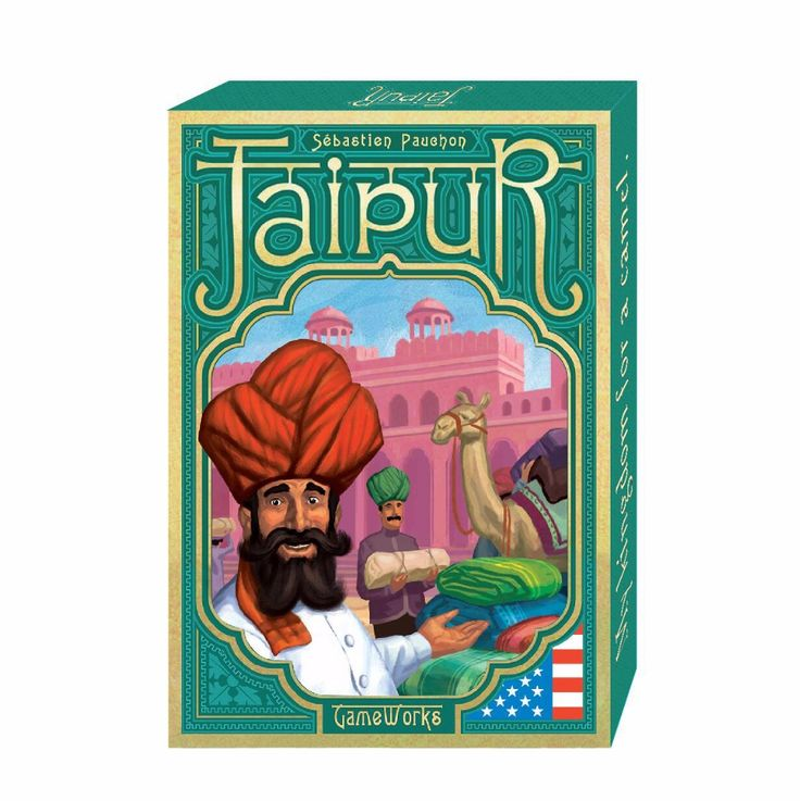 Jaipur // Price: $16.95 & FREE Shipping //    #boardgame #cardgame #game #puzzle #maze