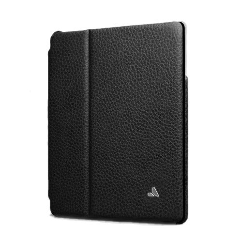 Vaja Libretto Leather Case Black & Red for new iPad