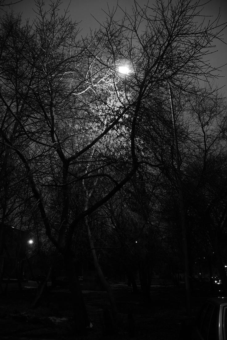 Tolyatti Streetlamp