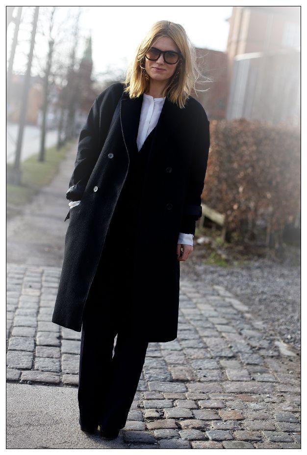 Danish beauty Pernille Rosendahl