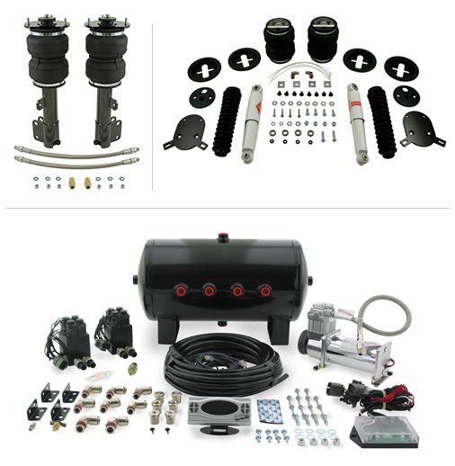 Chevy HHR 2006-2011 Air Suspension Combo Kit w/auto pilot air ...
