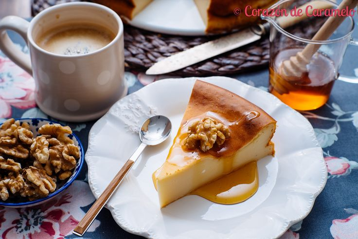 https://flic.kr/p/quU5mQ | Tarta de Requesón | Blog Corazón de Caramelo www.corazondecaramelo.es
