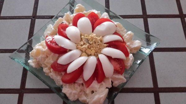 Σαλάτα μαργαρίτα #sintagespareas #salata #patates