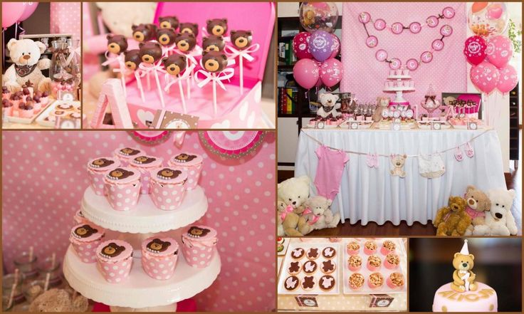 Misiowe Urodziny/Teddy Bear Birthday Party