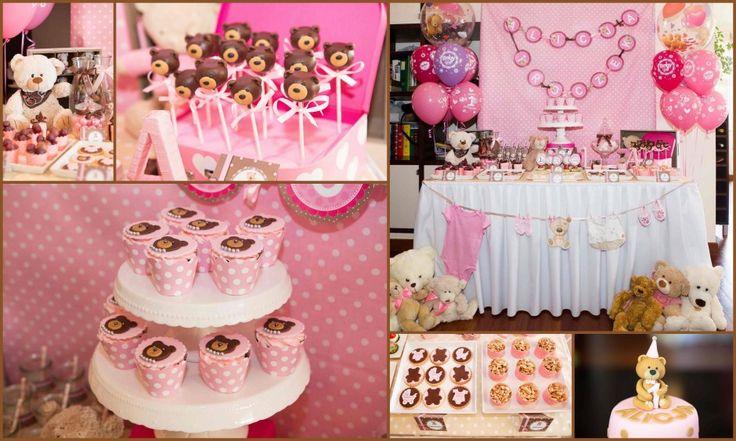 Misiowe Urodziny/Teddy Bear Birthday Party