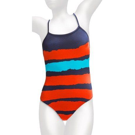 Speedo Flash Forward Racing Swimsuit - Y-Back (For Women))