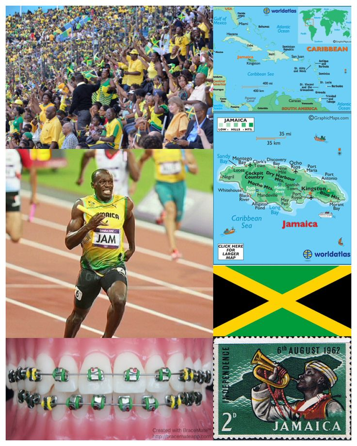 August 6 is Jamaica's Independence Day  #Jamaica #Jamaican #independenceday #caribbean #caribbeanlife #caribbeanstyle #usainbolt #jamaica #kingston #braces #dental #dentist #dentistry #orthodontics #orthodontist #colours #colour #app #android #apple #antilles #island #cornwall #middlesex #surrey