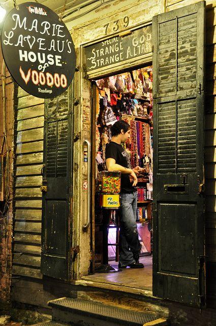 House of Voodoo - New Orleans
