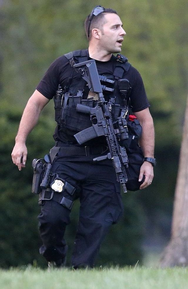 SPEAR Tactical — Secret Service Agent   ***We really appreciate the...