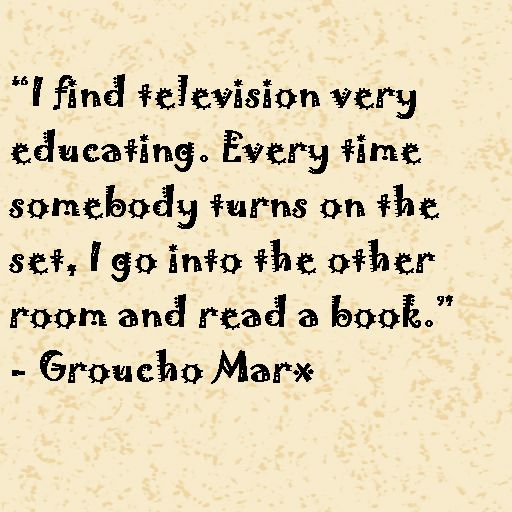 Funny Groucho Marx Quotes: 1000+ Images About Quotes About Books On Pinterest