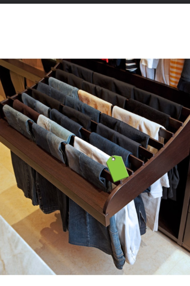 Pull Out Pant Rack This Would Be So Sweet Closet Pant