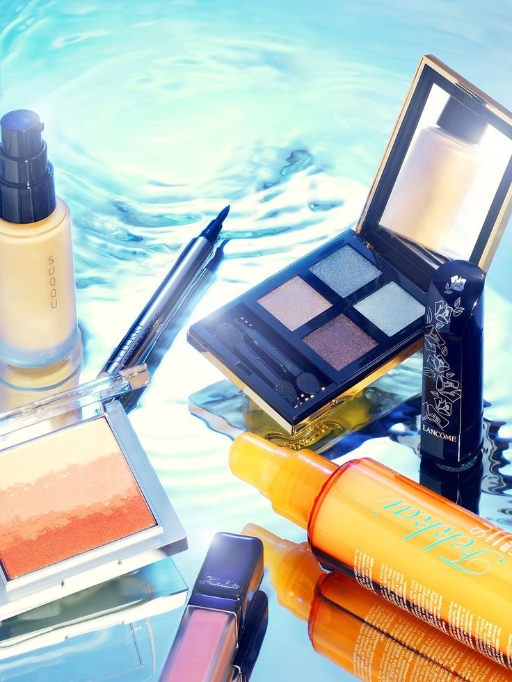 Cosmetics-with Angela De Bona
