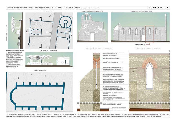 RESTAURO ARCHITETTONICO DELLA CHIESA DI SAN NICOLA A CAPO DI BOVE - Picture gallery