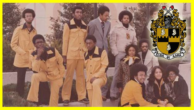FRO'back: 14 Pictures Proving Alpha Phi Alpha Had The Best Afros In The 1970s